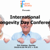 Live Streaming of International Online Longevity Day Conference 2014, India