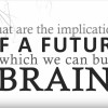 What are the implications of a future in which we can build a BRAIN.