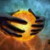 Turing Church Manifests Durga's Symbolism of Good over Evil